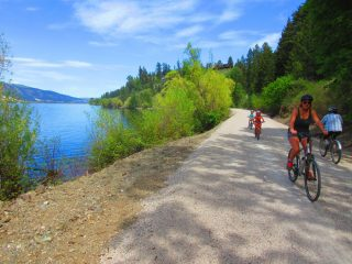 Now Selling 3 bedroom townhomes in Lake Country, BC. Close to the Okanagan Rail Trail.