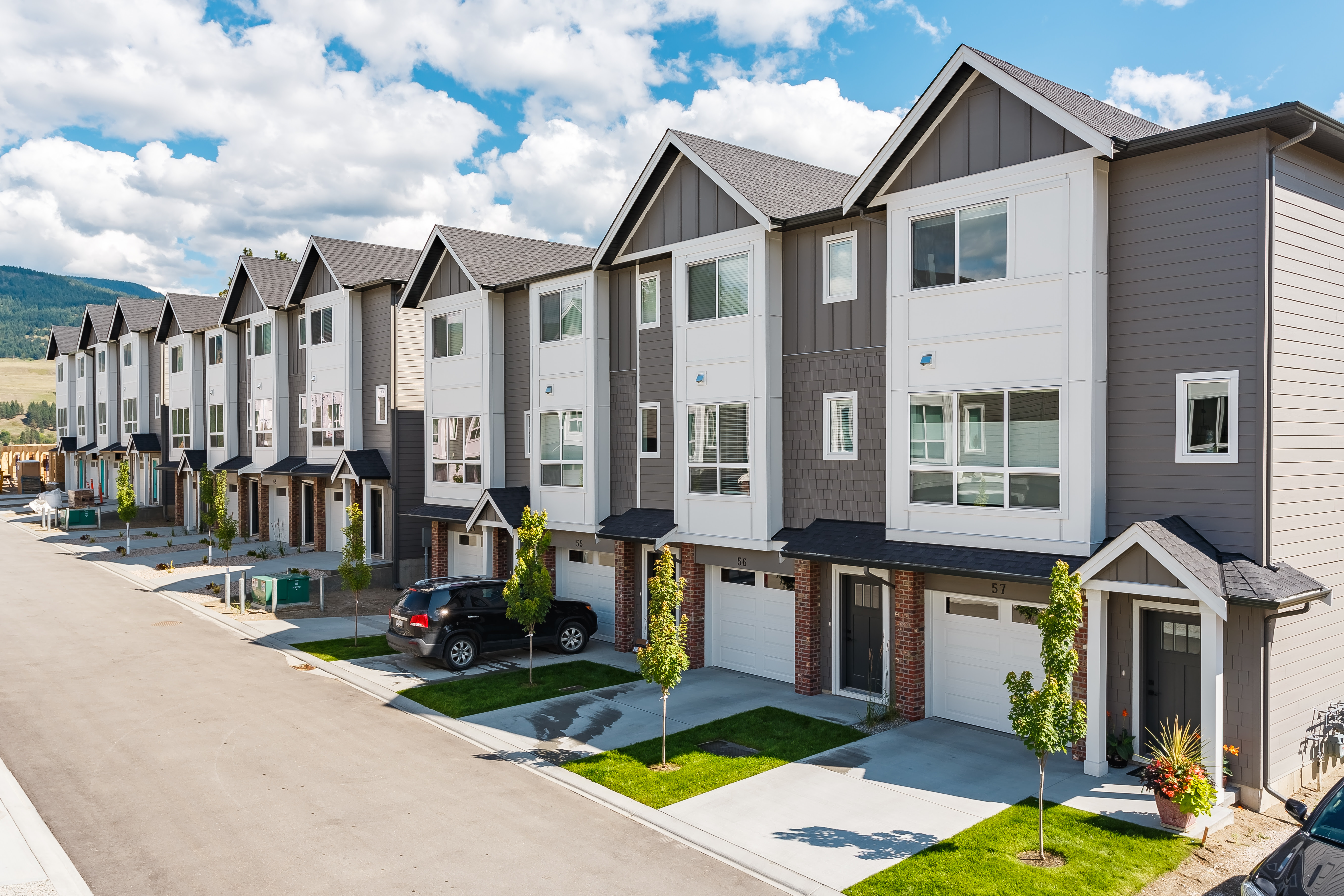 3 Bedroom Lake Country Townhome