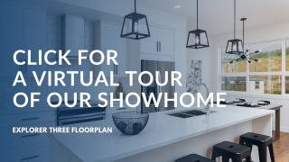 Virtual Tour Showhome 3 Bedroom Lake Country Townhome