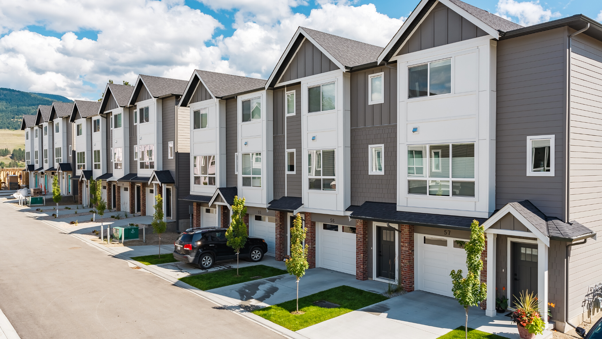 Lake Country Townhomes. Starting from $464,900